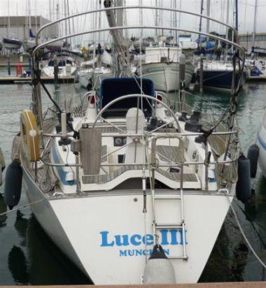 Luce III - NAUTOR'S SWAN yacht sale