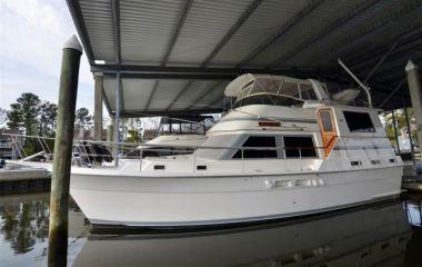 Altair - GULFSTAR 44 Aft Cabin Motor Yacht