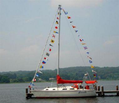 Reveille yacht sale