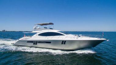 Rising Tide II - LAZZARA 78 LSX