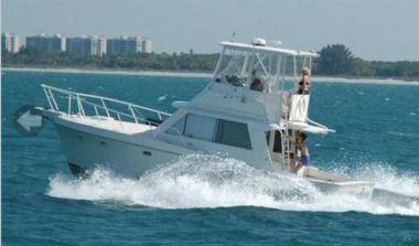 Купить яхту Hattitude - HATTERAS 34 Convertible в Atlantic Yacht and Ship