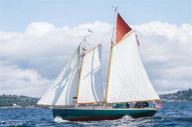 Стоимость яхты 38ft 1978 Hodgdon Bros. Stadel Gaff Topsail Schooner - HODGDON BROTHERS BOATWORKS