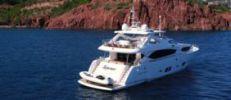TUPPENCE - SUNSEEKER 30 Metre Yacht