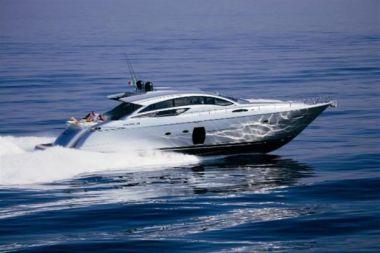 Стоимость яхты Pershing 72 - PERSHING 2008