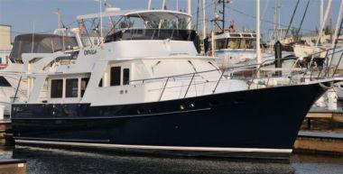 Купить яхту GYPSEA - HALVORSEN MARINE LTD Raised Pilothouse Trawler в Atlantic Yacht and Ship