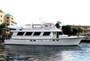 Продажа яхты Sandee Lynn - HATTERAS