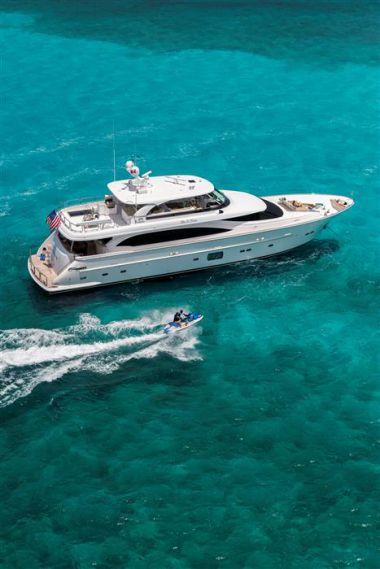 Продажа яхты E98 (New Spec Boat)  - HORIZON E98 (New Spec Boat)