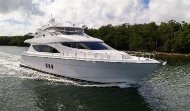 Стоимость яхты 80ft 2013 Hatteras 80 Motor Yacht - HATTERAS 2013