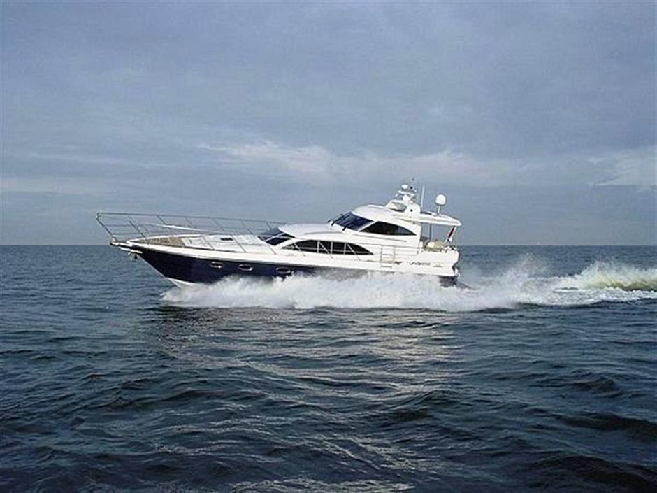 47 Atlantic Motor Vessel: ATLANTIC 50 Motoryacht