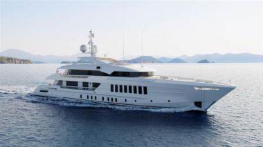Buy a yacht Heesen 55m Steel YN 19755 Project Gemini - HEESEN YACHTS