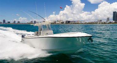 Купить яхту Salty Nutz - Sea Vee 340Z в Atlantic Yacht and Ship