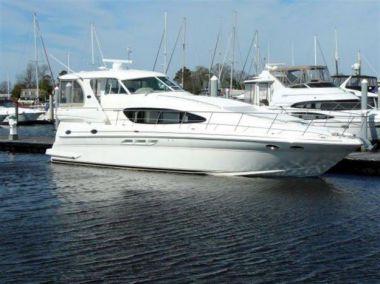 Стоимость яхты Lucky One - SEA RAY