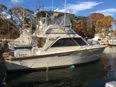 Продажа яхты NIGHT CAP - Ocean Yachts Super Sport