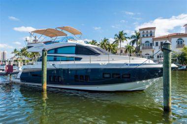 Squadron - FAIRLINE yacht sale