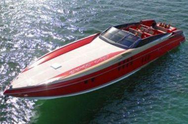 Nor-Tech 80 Roadster yacht sale