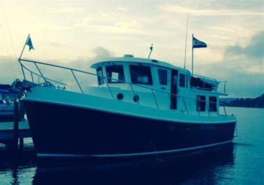 Продажа яхты Red Dolphin - AMERICAN TUG 41 Pilothouse Trawler