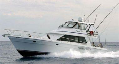 Стоимость яхты 51ft 2002 Salthouse Brothers Flybridge Sportfisher - SALTHOUSE MARINE GROUP 2002