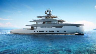 Стоимость яхты 50m Ceccarelli Supply Vessel - ROSETTI SUPERYACHTS