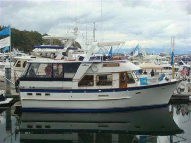 Продажа яхты Abundance