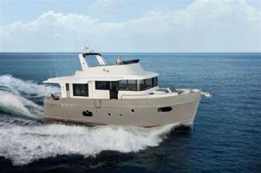 Beneteau Swift Trawler 50 Stock Boat - BENETEAU