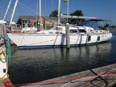 Купить яхту True Love в Atlantic Yacht and Ship
