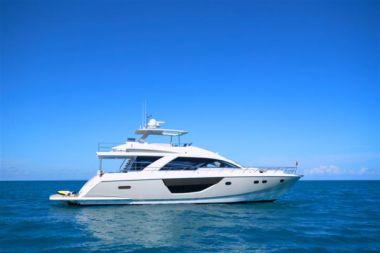 CLA 76f yacht sale