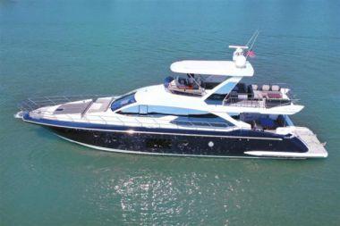 """Лучшие предложения покупки яхты 2017 Azimut 66 FLY w/ Seakeeper     OHANA 2.0 - AZIMUT 66' 0"""""""
