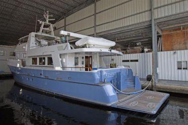 """Buy a yacht Tivoli - PROTEKSAN 100' 0"""""""