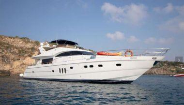 Стоимость яхты PROTEAS - PRINCESS YACHTS