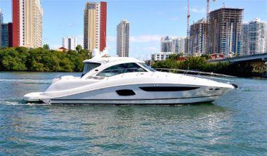 Продажа яхты 58ft 2013 Sea Ray 580 Sundancer
