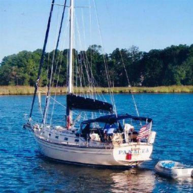 Продажа яхты Panacea
