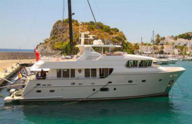 Стоимость яхты Poco Loco  - DRETTMANN YACHTS
