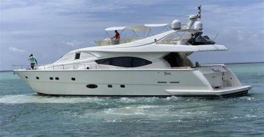 Стоимость яхты MARIELA - FERRETTI