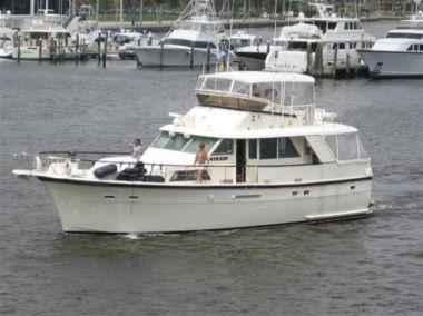 """53ft 1979 Hatteras 53 Motor Yacht - HATTERAS 53' 0"""""""