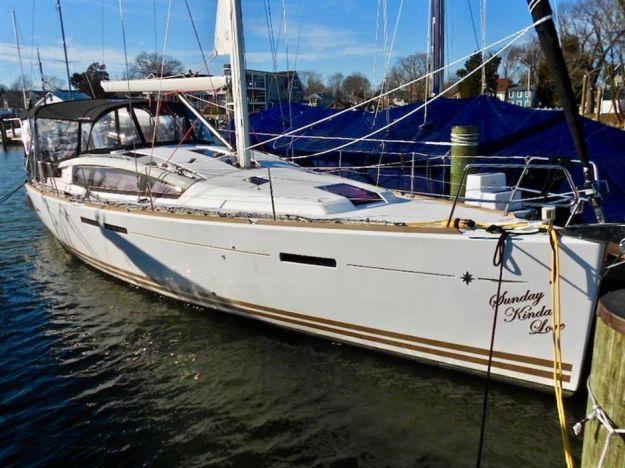 Jeanneau 44 Deck Saloon - JEANNEAU - Buy and sell boats