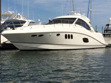 Купить яхту Perfect Match - SEA RAY 580 Sundancer в Atlantic Yacht and Ship