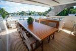 Купить яхту Freddy - SANLORENZO SL106 в Atlantic Yacht and Ship