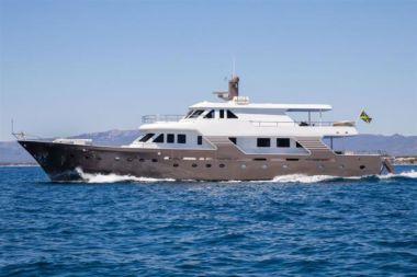 Стоимость яхты - - Witsen & Vis