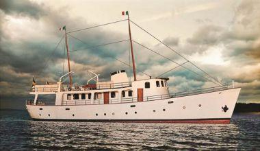 Купить LA BIMBA - Ailsa Shipbuilding Co.