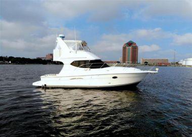 Продажа яхты Yachts A Fun - SILVERTON 34 Convertible Flybridge Cruiser