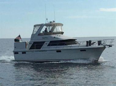1986 42' Carver Motor Yacht - CARVER