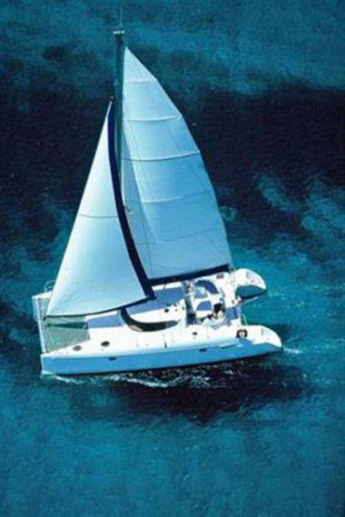 """Buy a yacht 40' 2007 Fountaine Pajot Lavezzi - FOUNTAINE PAJOT 40' 0"""""""