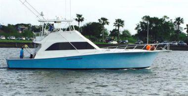 Лучшая цена на Strike Zone Too - Ocean Yachts 1988