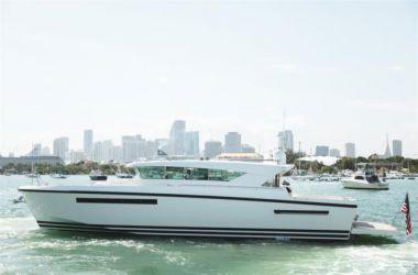 Стоимость яхты 59' Delta 54 Carbon - DELTA POWERBOATS 2017