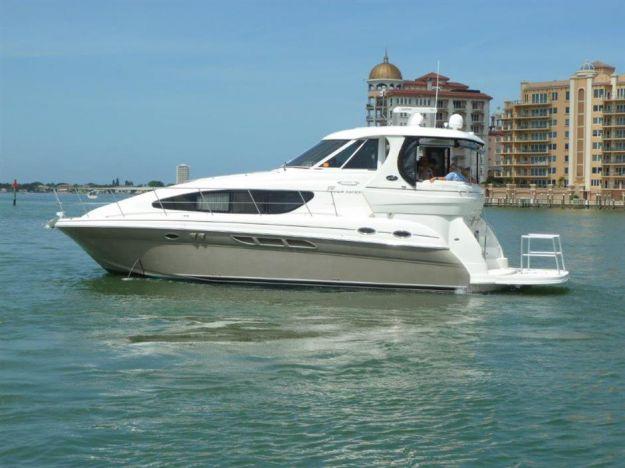 ... SEA PINE - SEA RAY 390 Motor Yacht yacht sale ...
