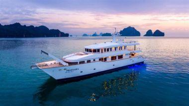 Купить яхту Phatsara в Atlantic Yacht and Ship