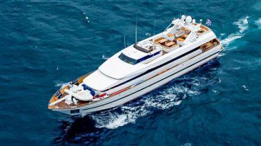 Купить яхту WHISPERS - CANTIERI DI PISA AKHIR 40 в Atlantic Yacht and Ship