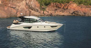 Стоимость яхты GT50