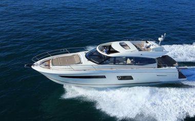 Prestige Yachts 550 S - PRESTIGE