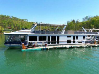 Лучшая цена на Houseboat Expo Show Boat - FANTASY YACHTS 1998